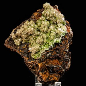 Calcite and Conichalcite