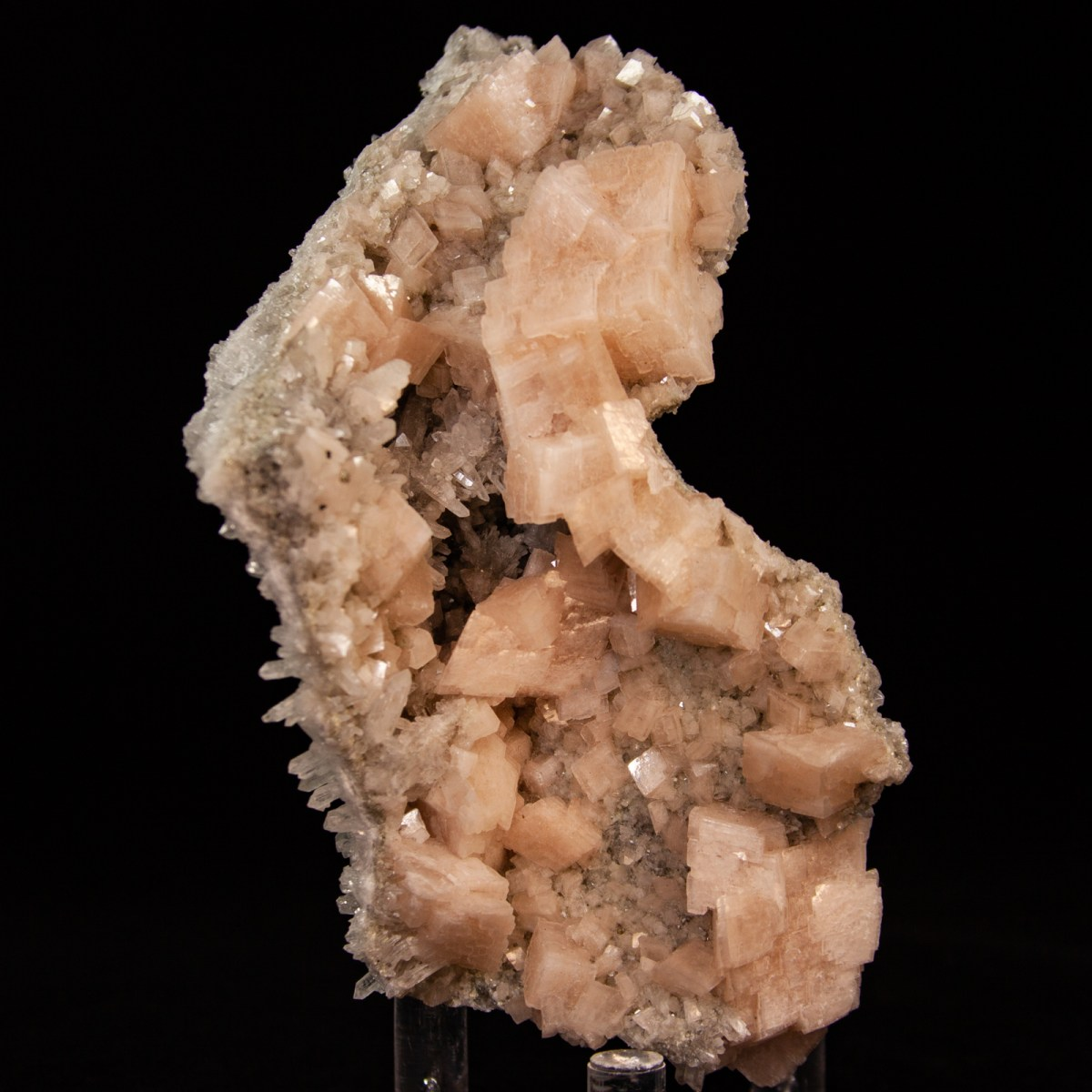 Dolomite and Quartz