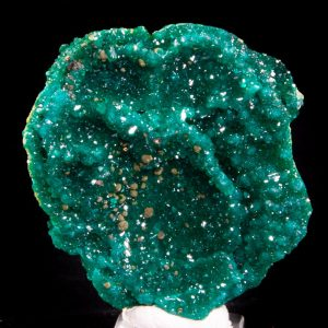 Dioptase and Duftite