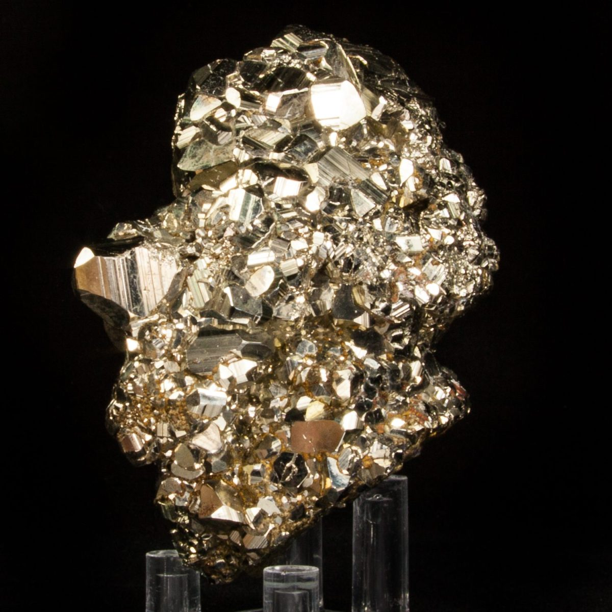 Pyrite and Quartz
