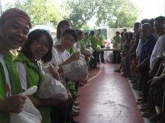 フィリピン台風被害支援 (3)