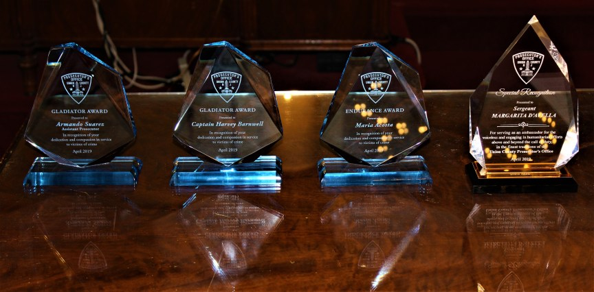 NCVRW awards 2