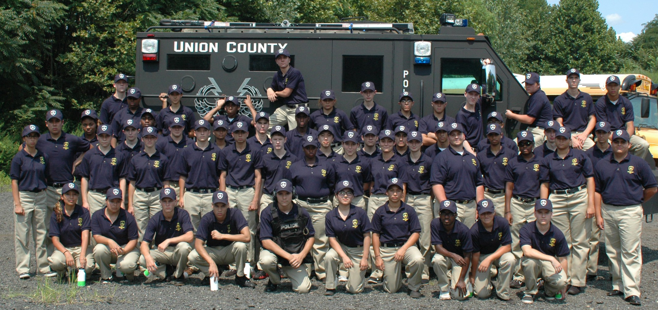 Youth Academy – Union County Sheriff's Office