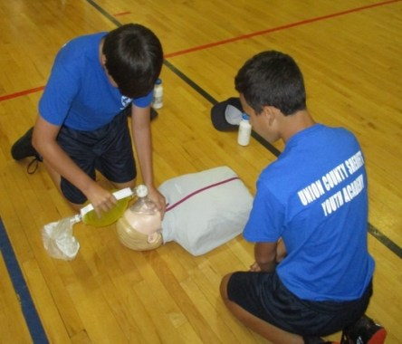 cpr youth academy