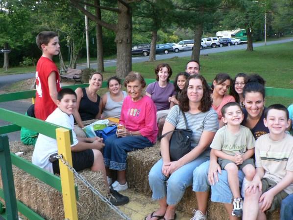 Hayrides & Campfires