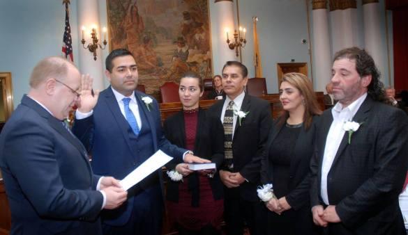 Vice Chairman Sergio Granados