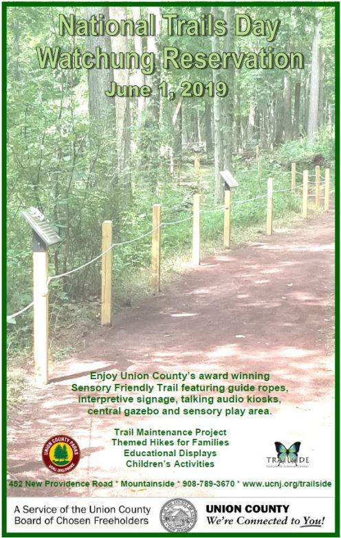 2019 National Trails Day flyer