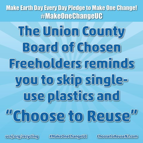 earth day - reuse