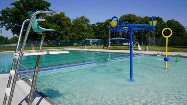 Union County pool3