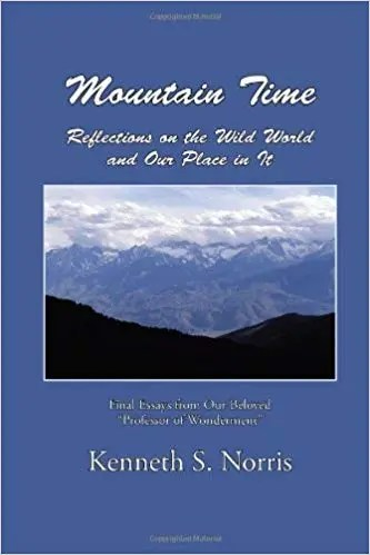 book cover, Mountain Time