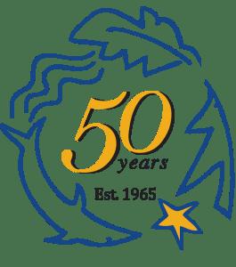 NRS 50th Logo
