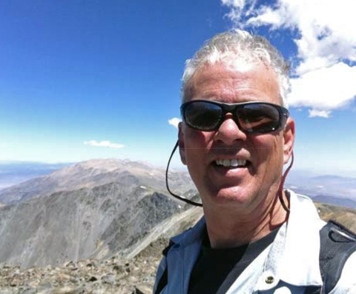 UCLA geography professor Glen MacDonald is the new director of White Mountain Research Center. Image courtesy Glen MacDonald