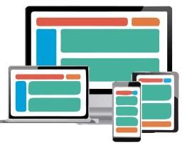 different version of web design