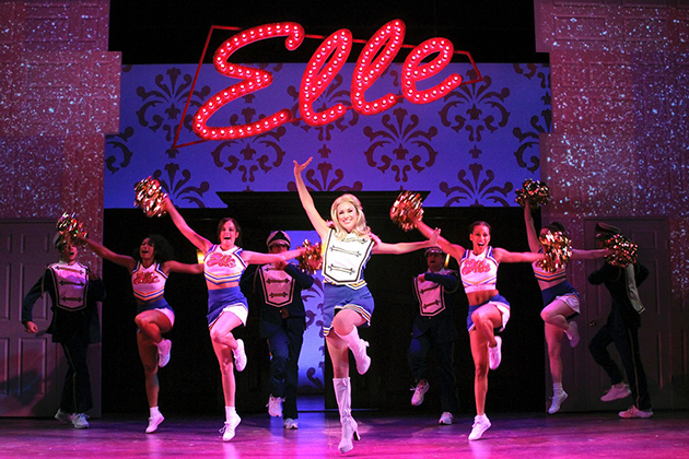 Image result for legally blonde musical