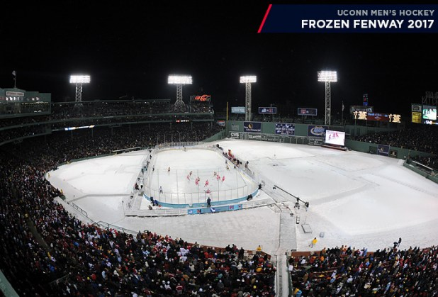 Frozen Fenway Tickets On Thursday Uconn Huskies University Of Connecticut Athletics