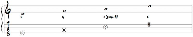 G-Stimmung-bariton