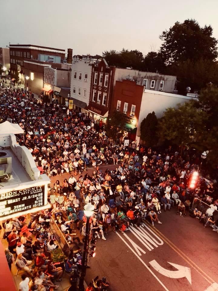 Outdoor Mayor's Summer Concert Series (2018)
