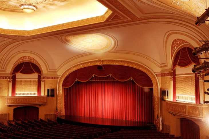 Main Stage House Interior