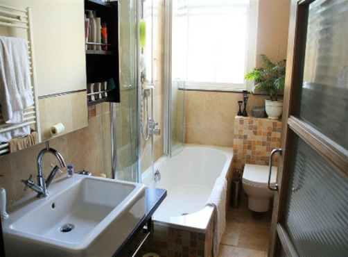 Designing A Small Bathroom With Small Ideas « Home Gallery