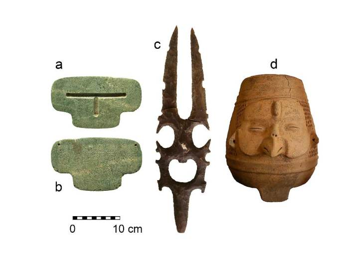 Puzzle of the Maya pendant: Large carved jade unearthed in southern Belize
