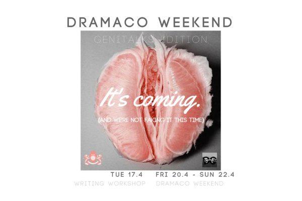 DramaCo 1 - UCSA DramaCo