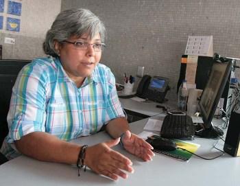 La arquitecta Aglais Palau, asume el reto de la Dirección  COPRED