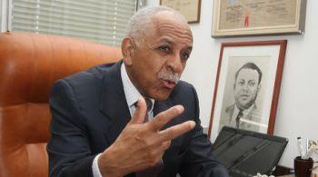 Enrique Sánchez Falcón, abogado constitucionalista | Crédito: Henry Delgado / Archivo