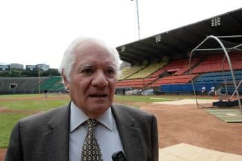 Bechara reiteró que estadio estará en optimas condiciones durante todo un año