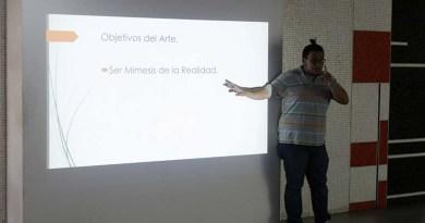 El arte como protesta creativa toma la UCV