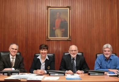 Autoridades UCV: 9 años dando la cara por la primera universidad del país