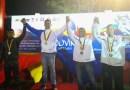 La UCV estuvo a la altura en los Juegos Venezolanos Nacionales de Educación Universitaria 2017