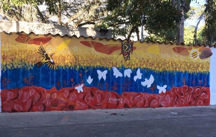 Jardín Botánico de la UCV con nueva cara