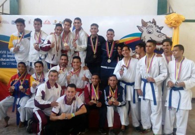 Karate-do UCV regresa al podium en los JUVINEU