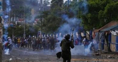 ARIGlobal: Represión, el turno de Nicaragua