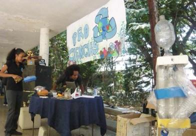 """""""Feria de grupos estudiantiles"""" en la Facultad de Ciencias"""