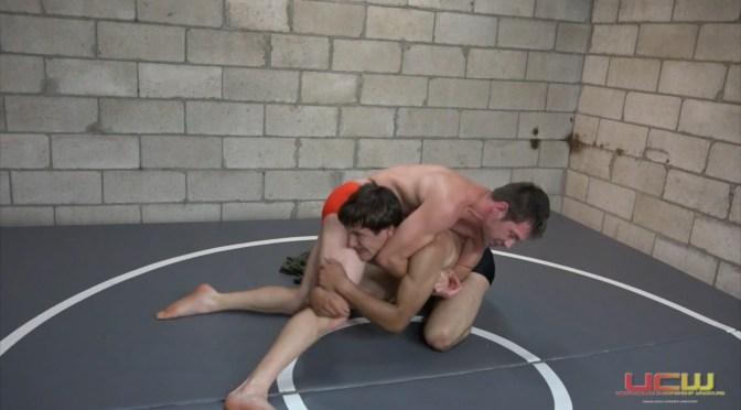 Match 552 Aron Vs. Axel Lost Video
