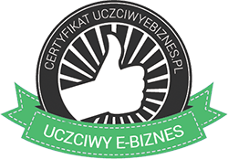 Certyfikat Uczciwy E-Biznes