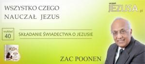 Składanie świadectwa o Jezusie