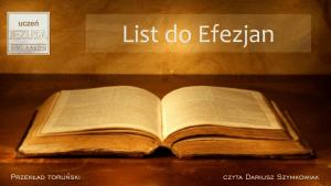 List do Efezjan