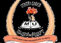 Nafasi za kazi Mzumbe University