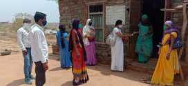 Villagers in Limbadiya gram panchayat of Dungarpur keep coronavirus at bay