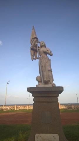 Joan of Arc!!