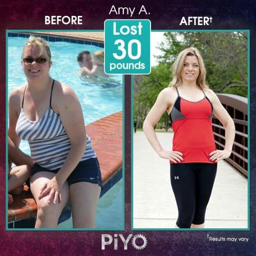 PiYo: Low Impact - High Results