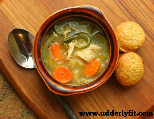 21 Day Fix - Chicken Noodle Soup
