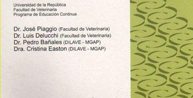 """""""Jornadas de Actualización en Neosporosis"""" (Publicación)"""