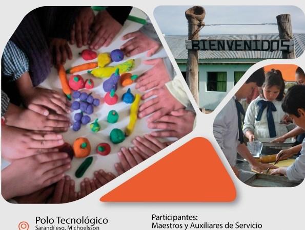"""Seminario """"Alimentación Escolar: Encuentro y Convivencia"""""""
