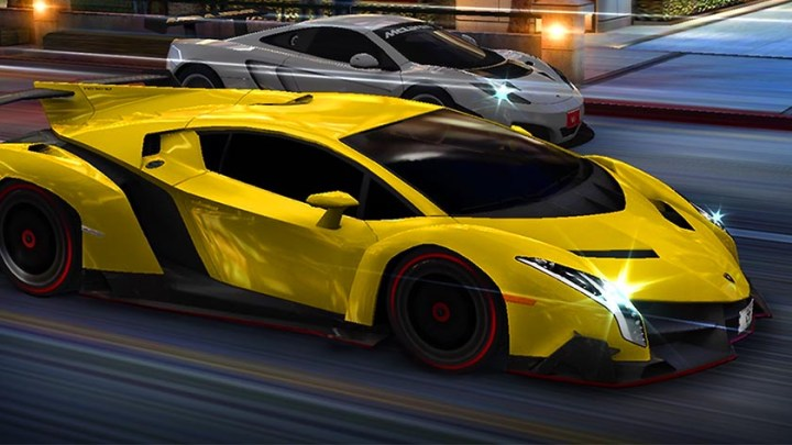 00 best racing games for Android CSR Racing