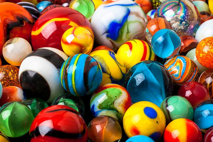 glass marbles garry gay