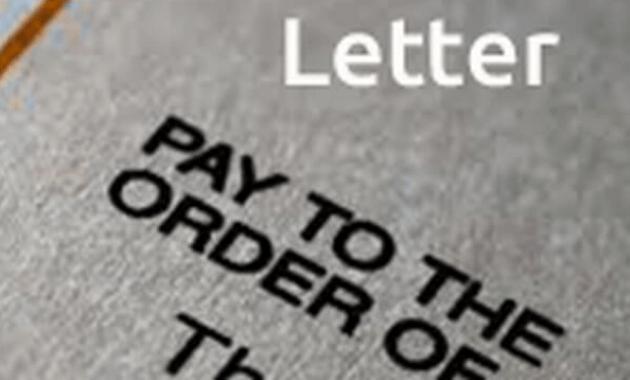 Contoh Surat Pesanan