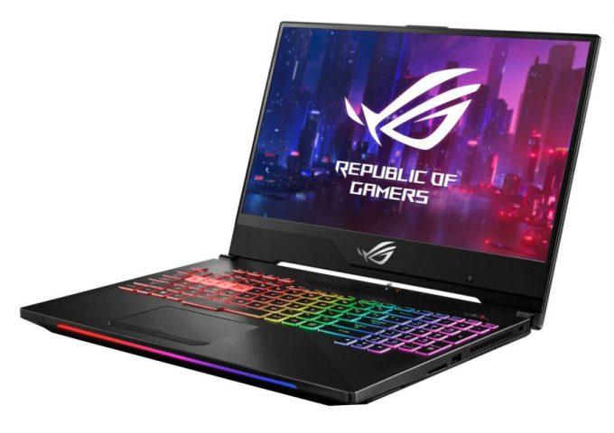 merk laptop Asus